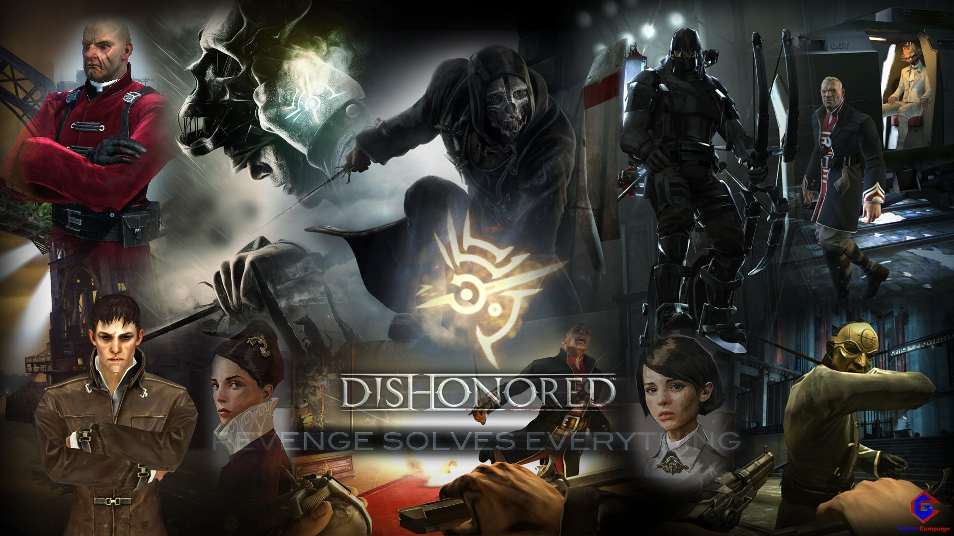 Dishonored HD Exclusive Wallpaper